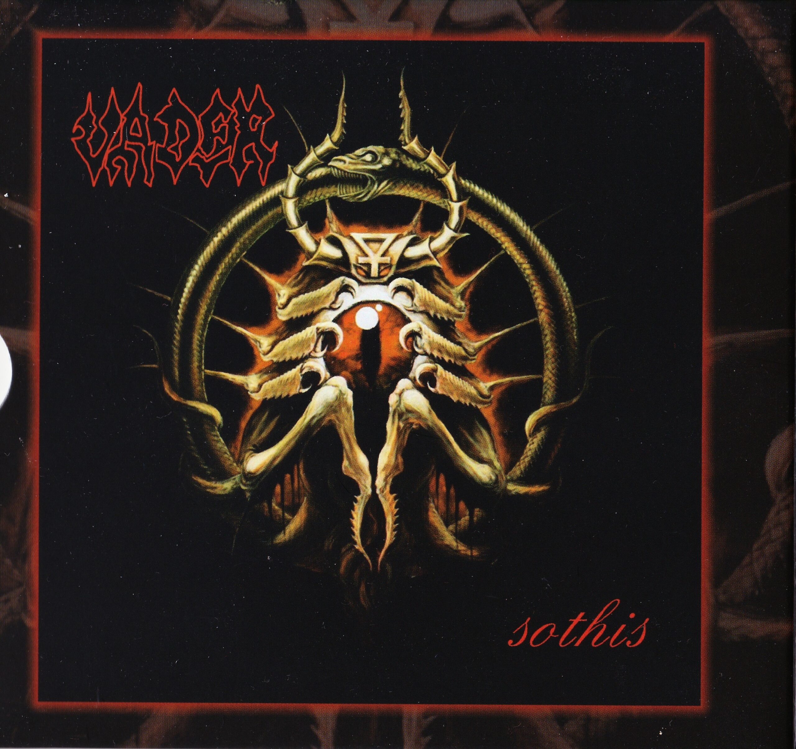 Vader — Sothis EP (1994)