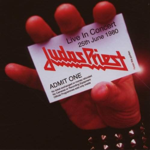Judas Priest — Live in Concert 25th June 1980 (2007)