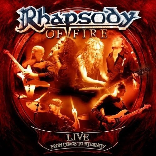 Rhapsody Of Fire — Live — From Chaos To Eternity (2013)