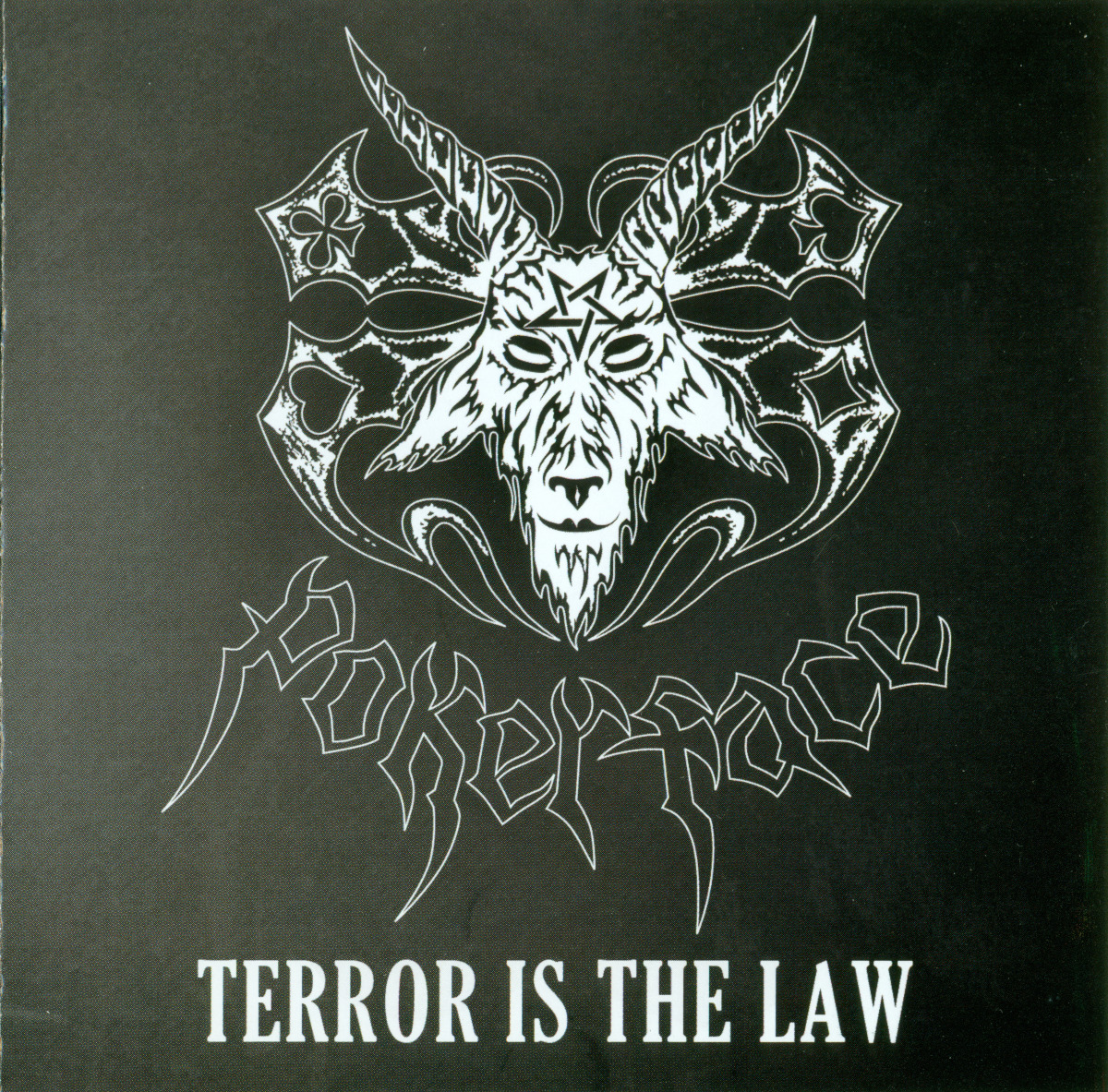 Pokerface — Terror Is The Law EP (2014)