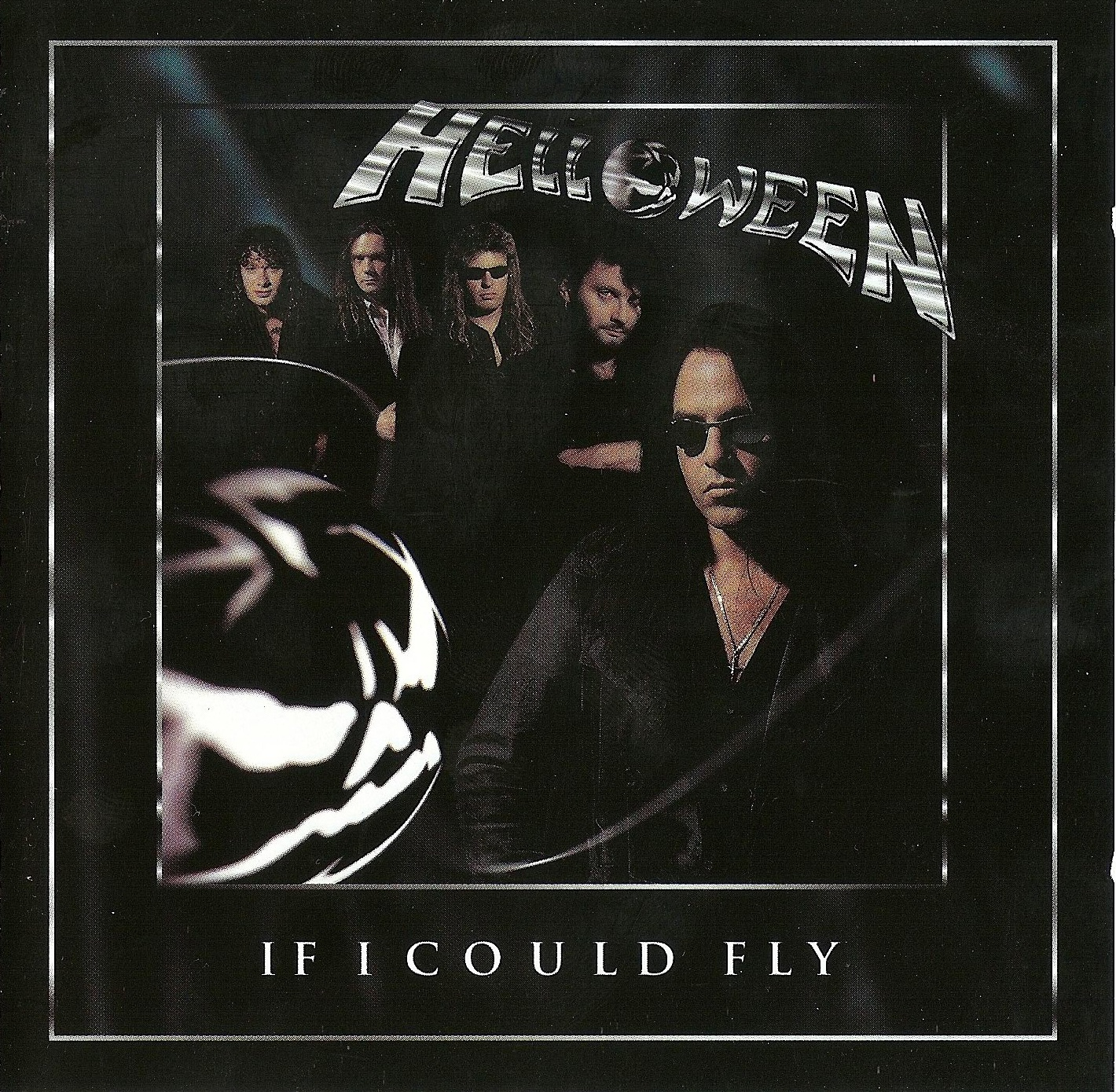 Helloween — If I Could Fly CDS (2000)
