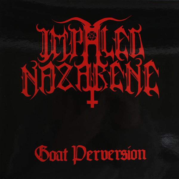 Impaled Nazarene — Goat Perversion EP (1992)