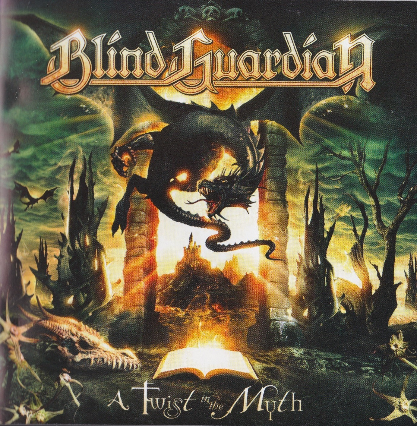 Blind Guardian — A Twist In The Myth (2006)