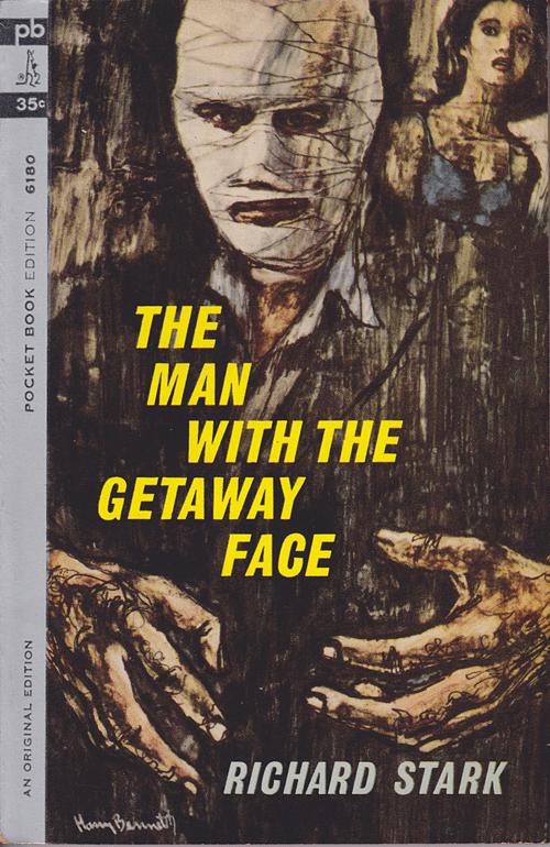 Ричард Старк — Человек, изменивший лицо (1963)