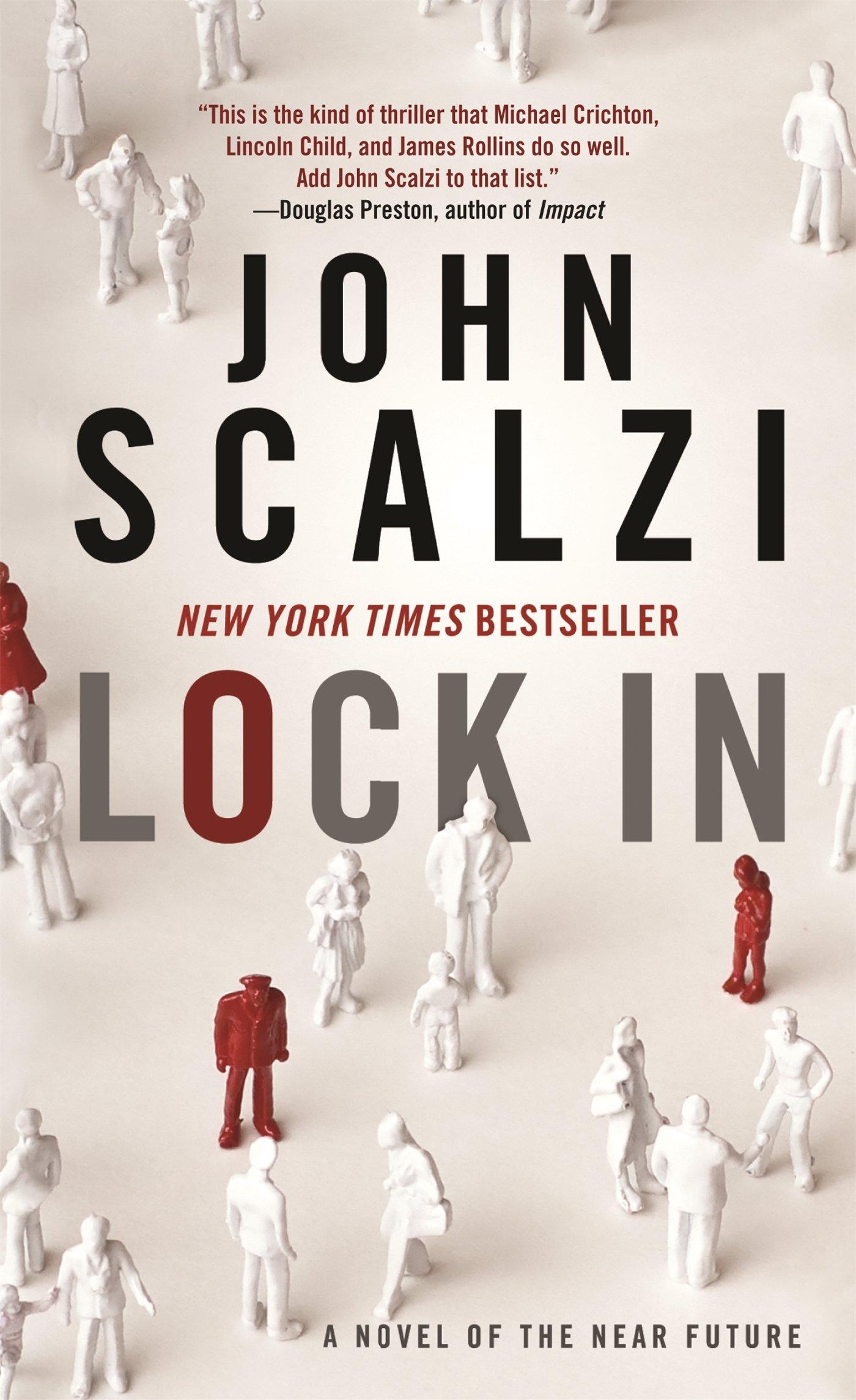 Джон Скальци — В клетке (2014)