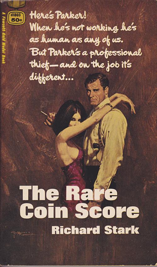 Ричард Старк — Афера с редкими монетами (1967)