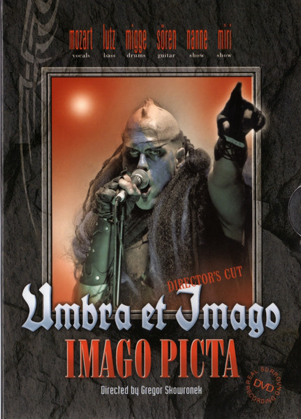 Umbra et Imago — Imago Picta DVD (2006)
