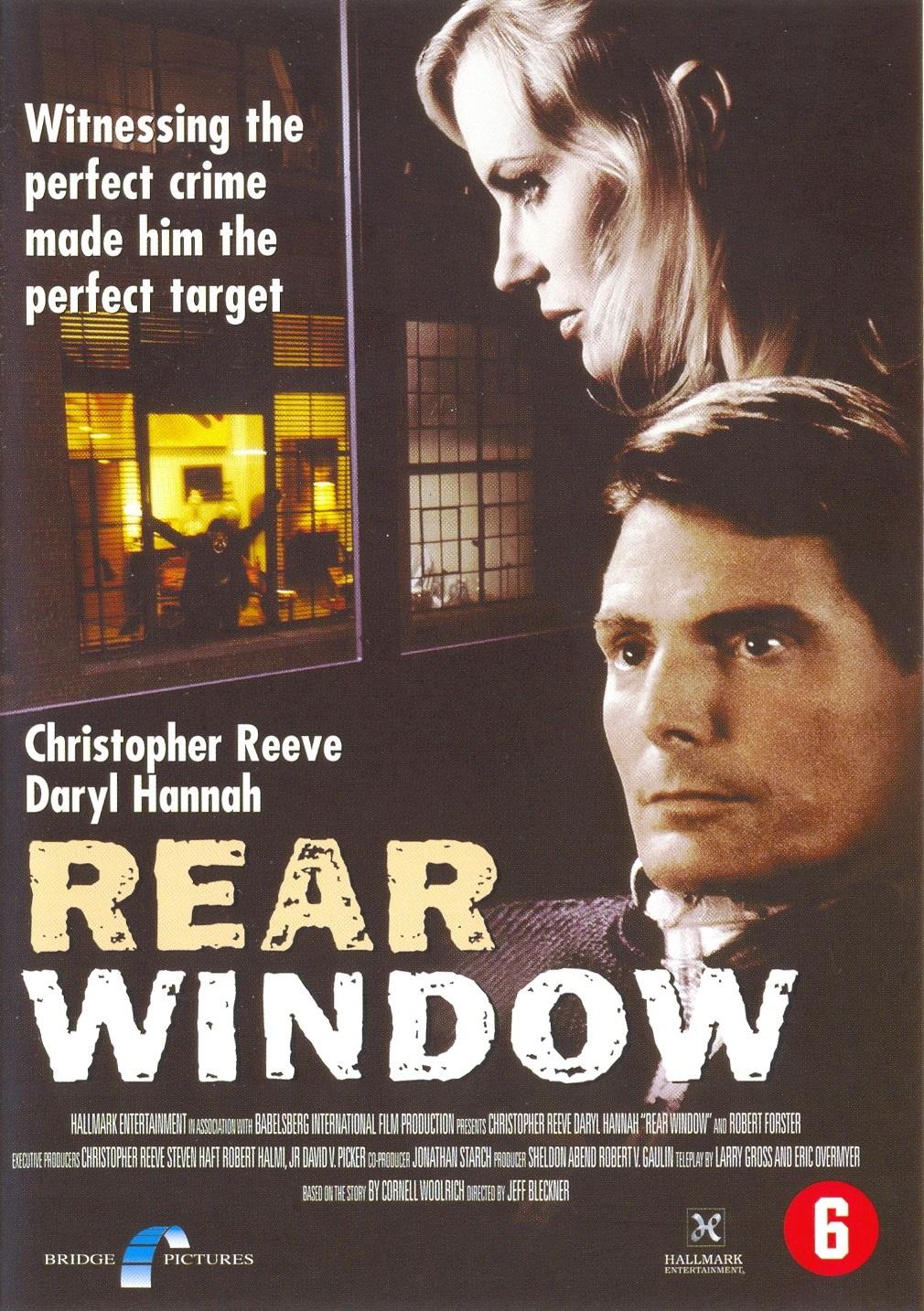 Фильм «Окно во двор» (1998)