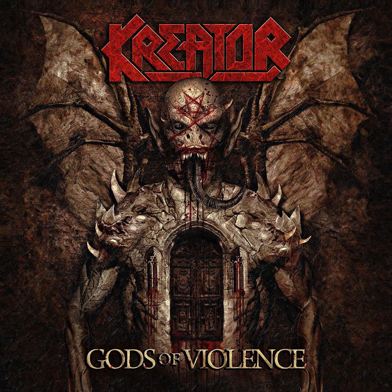 Kreator — Gods of Violence (2017)