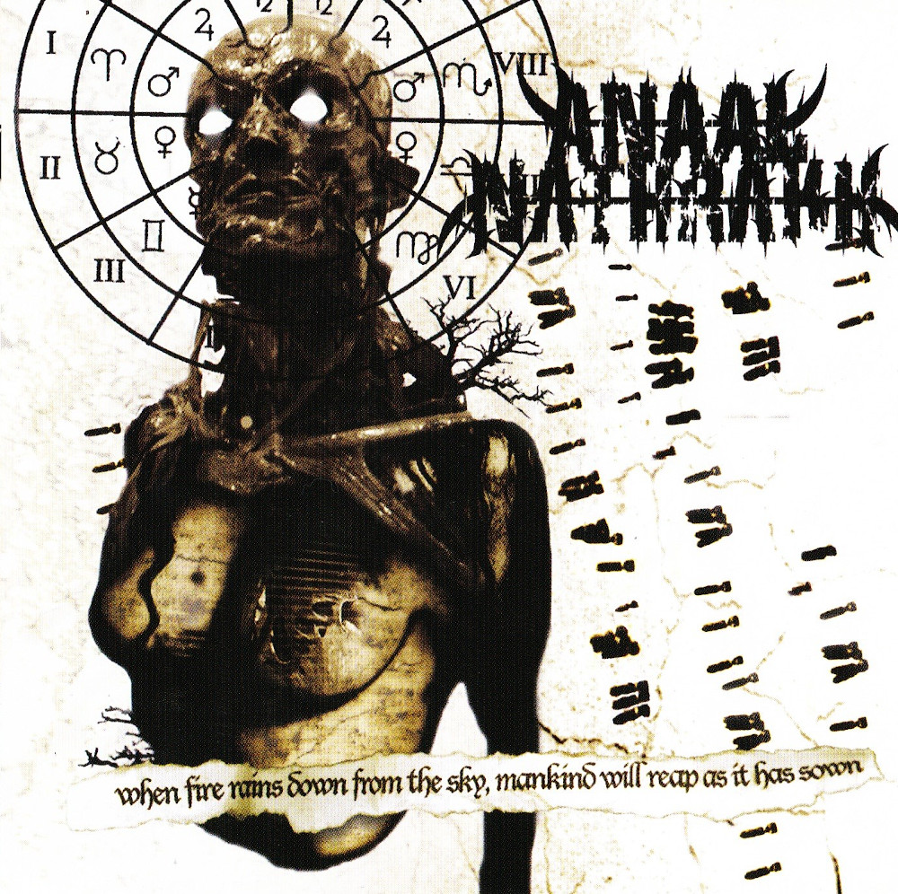 Anaal Nathrakh — When Fire Rains Down From The Sky, Mankind Will Reap As It Has Sown EP (2003)