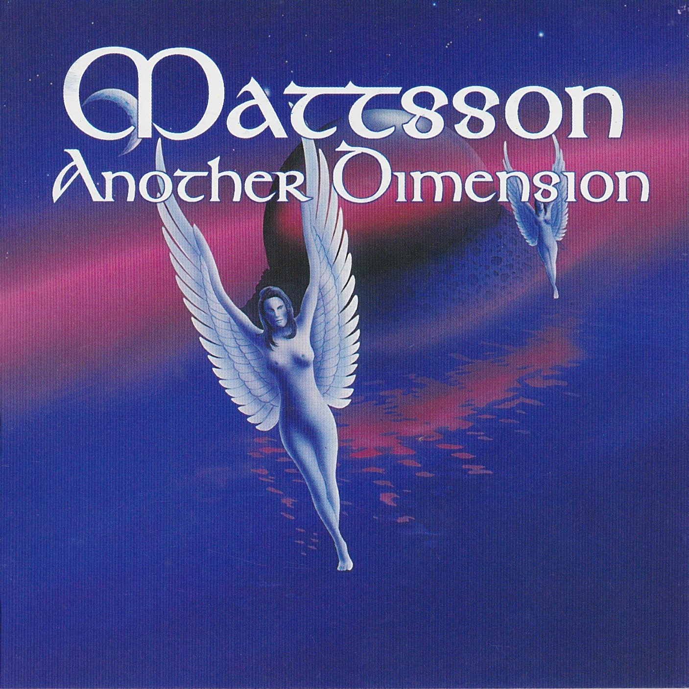 Mattsson — Another Dimension (2000)