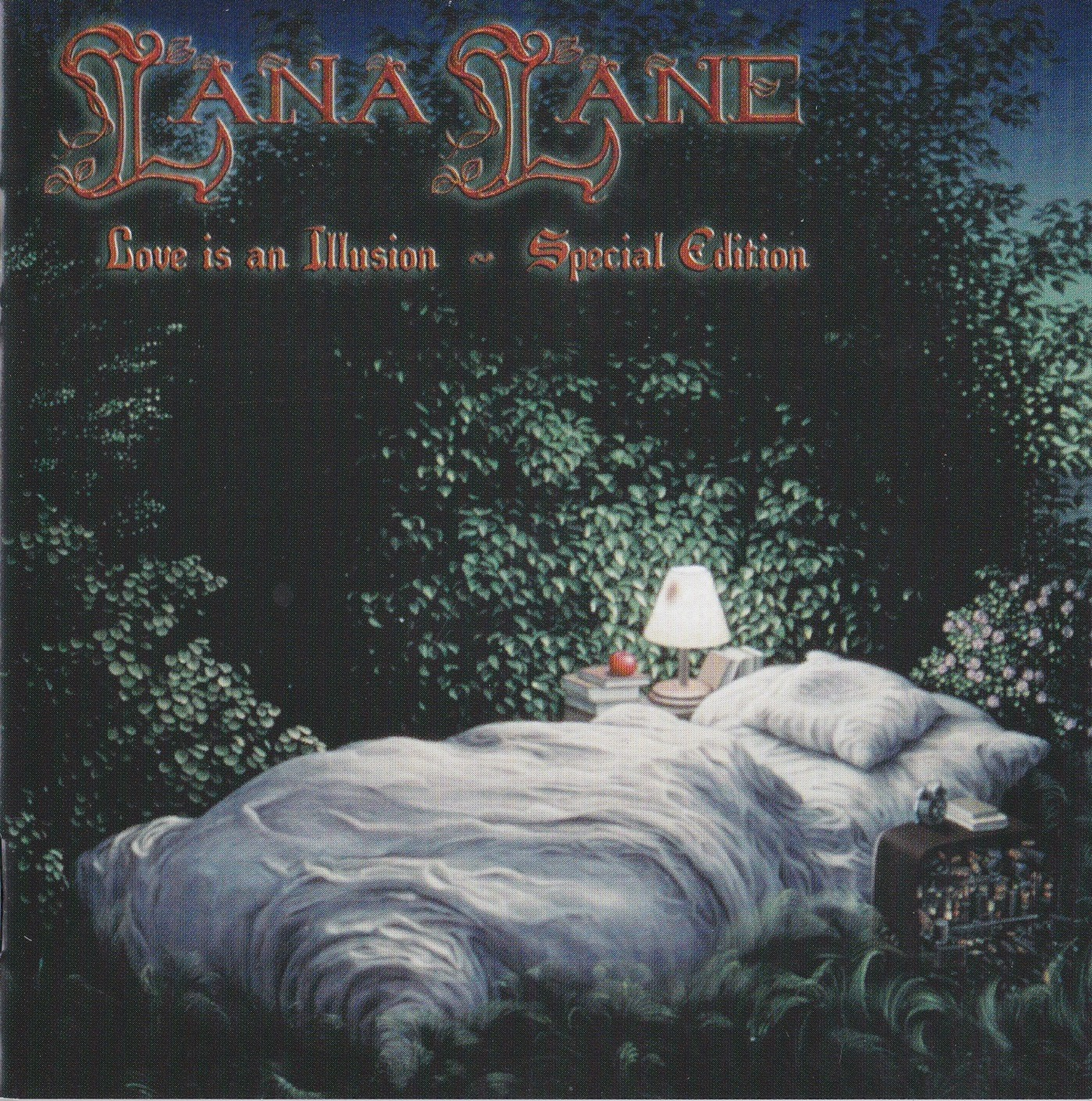 Lana Lane — Love is an Illusion (1995)