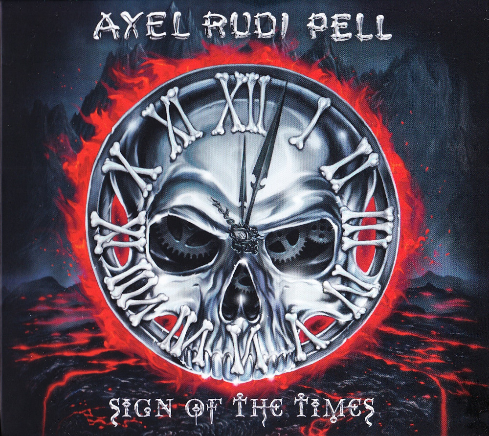 Axel Rudi Pell — Sign of the Times (2020)