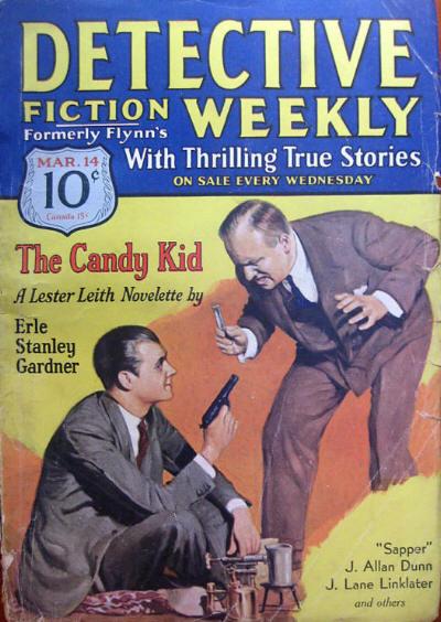 Эрл Стенли Гарднер — История с шоколадом (1931)
