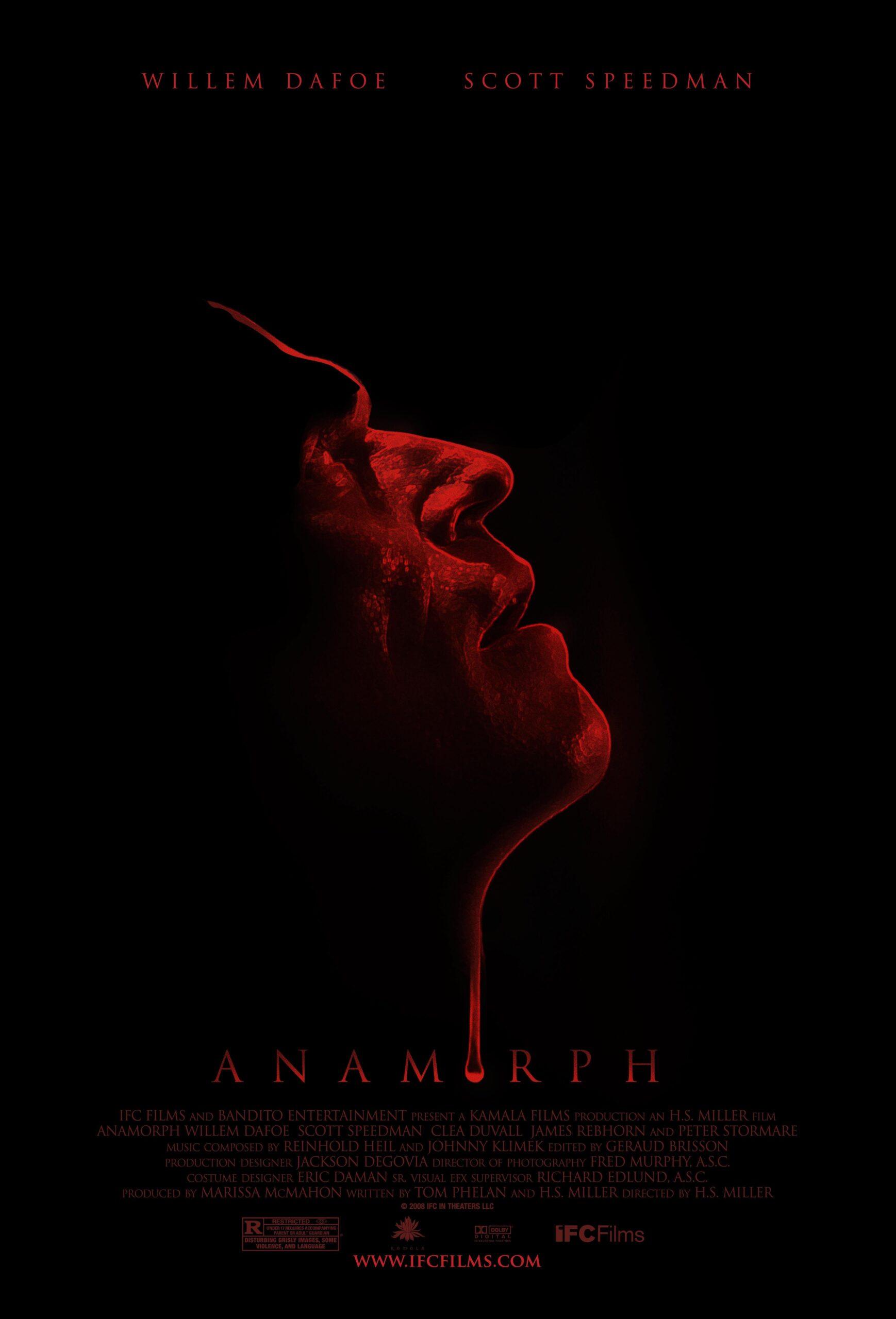 Фильм «Анаморф» (2007)