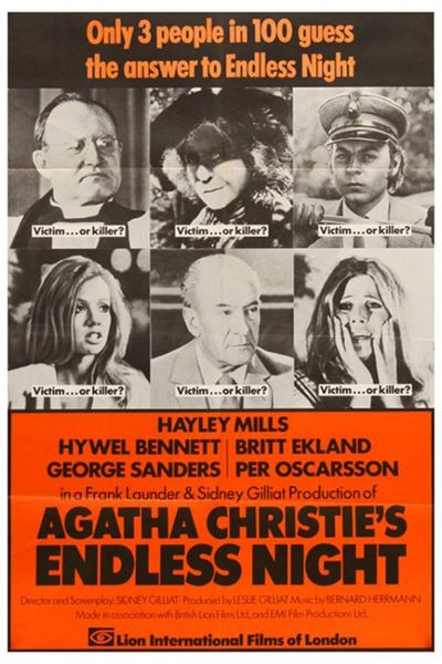 Фильм «Бесконечная ночь» (1972)