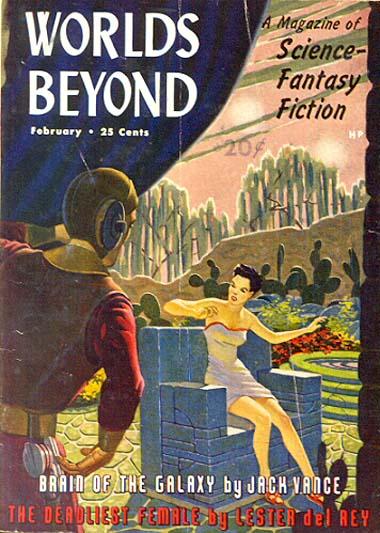 Гарри Гаррисон — Проникший в скалы (1951)