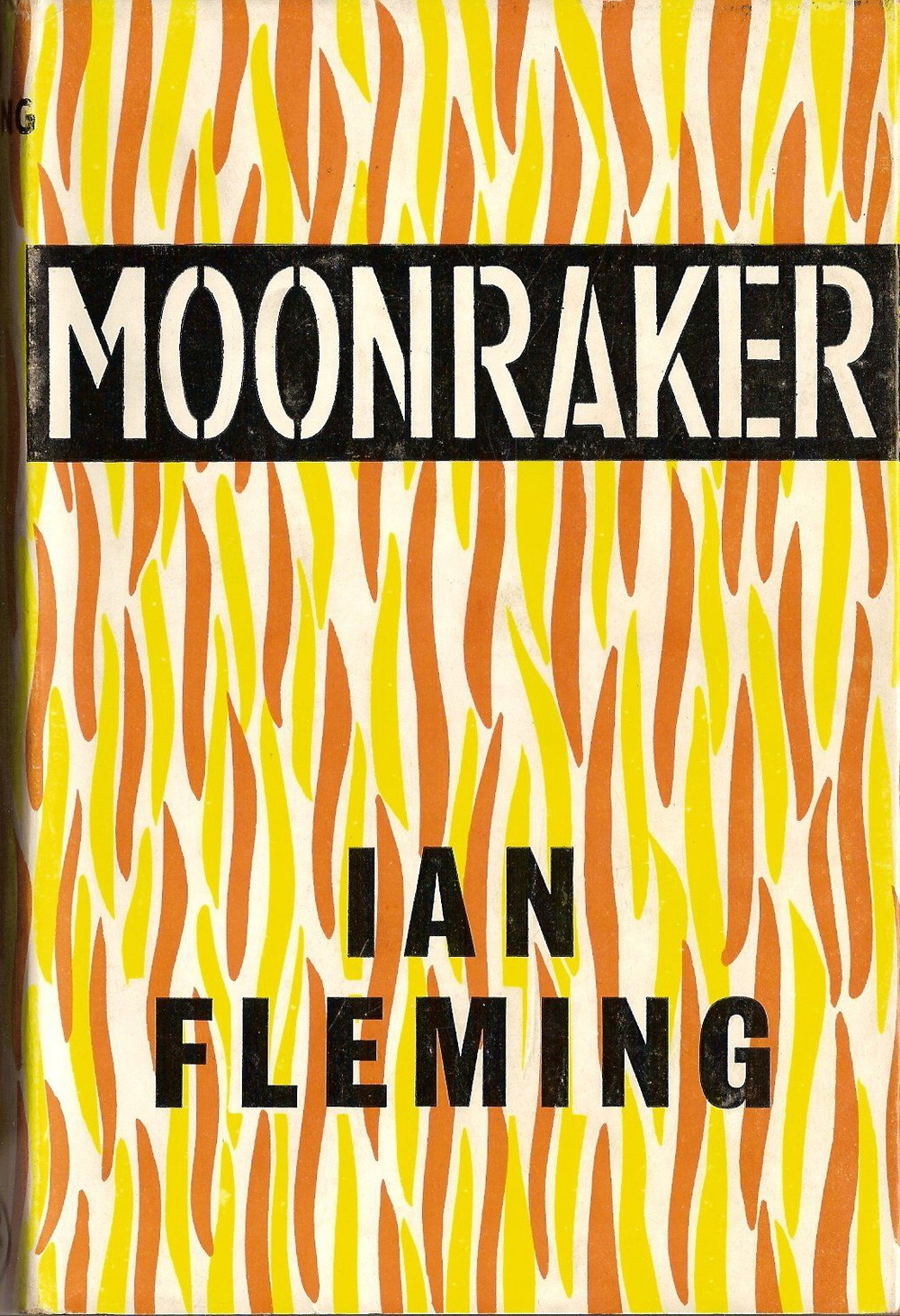 Ян Флеминг — Мунрейкер (1955)