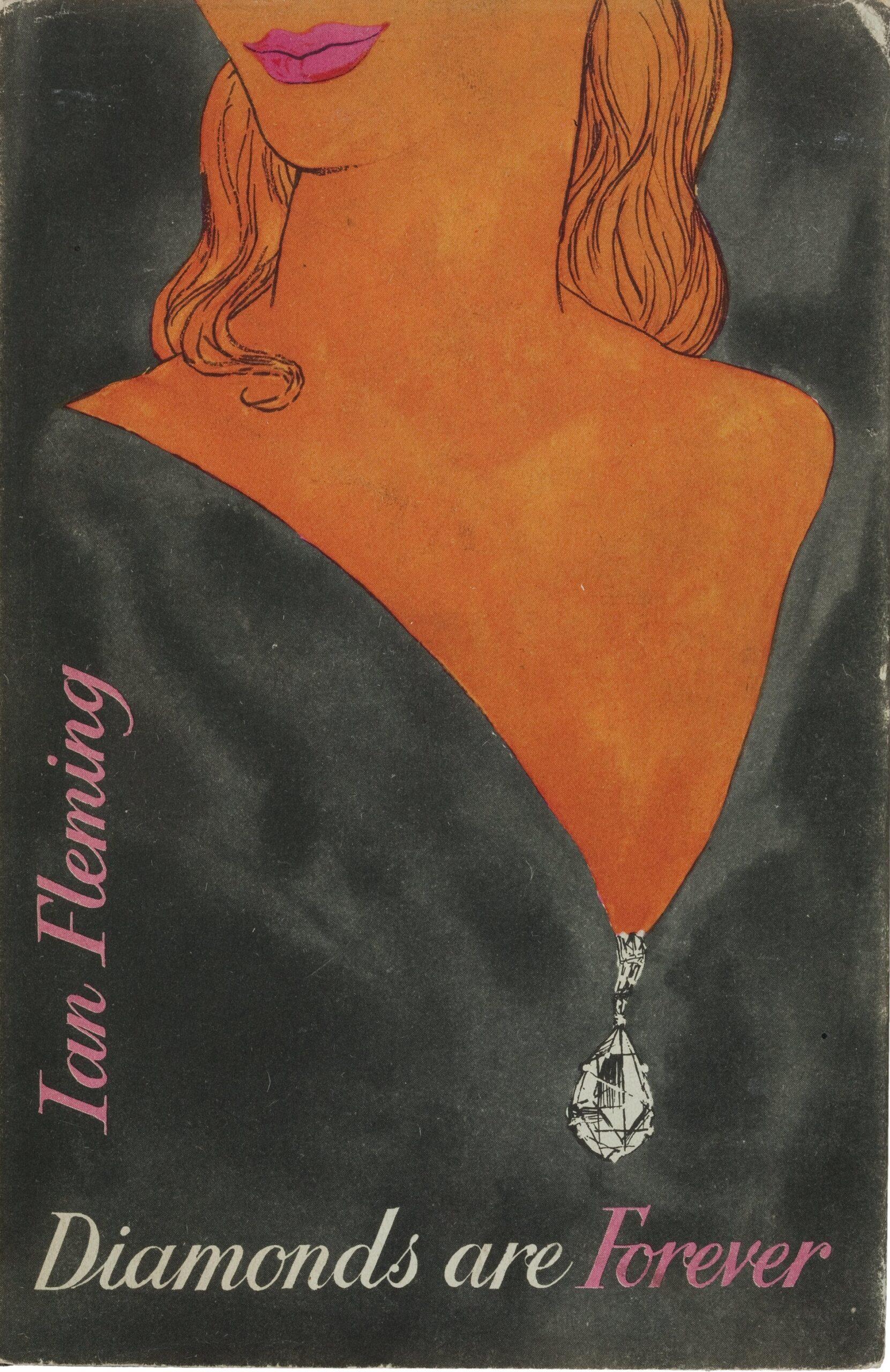 Ян Флеминг — Бриллианты навсегда (1956)