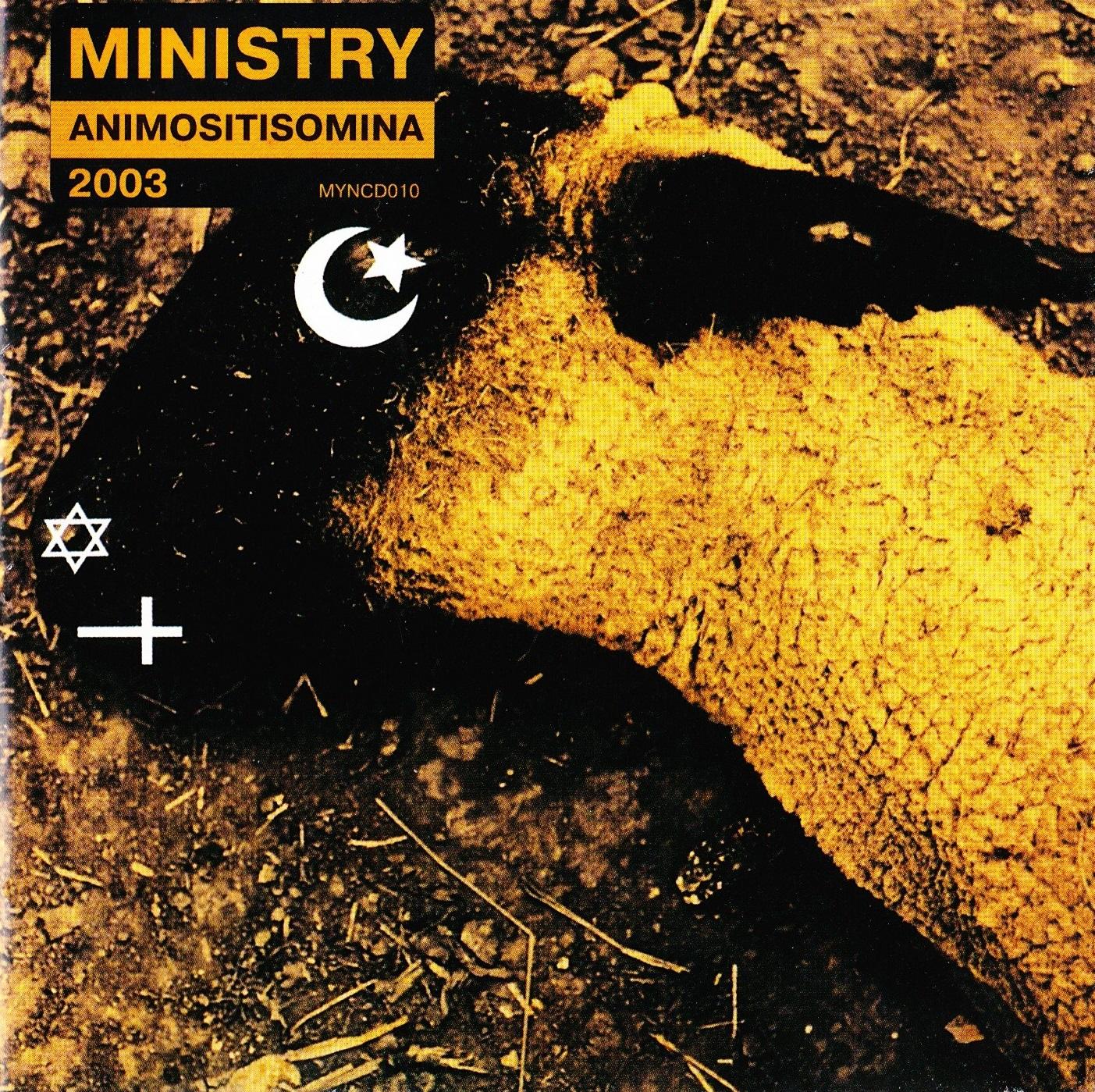 Ministry — Animositisomina (2003)
