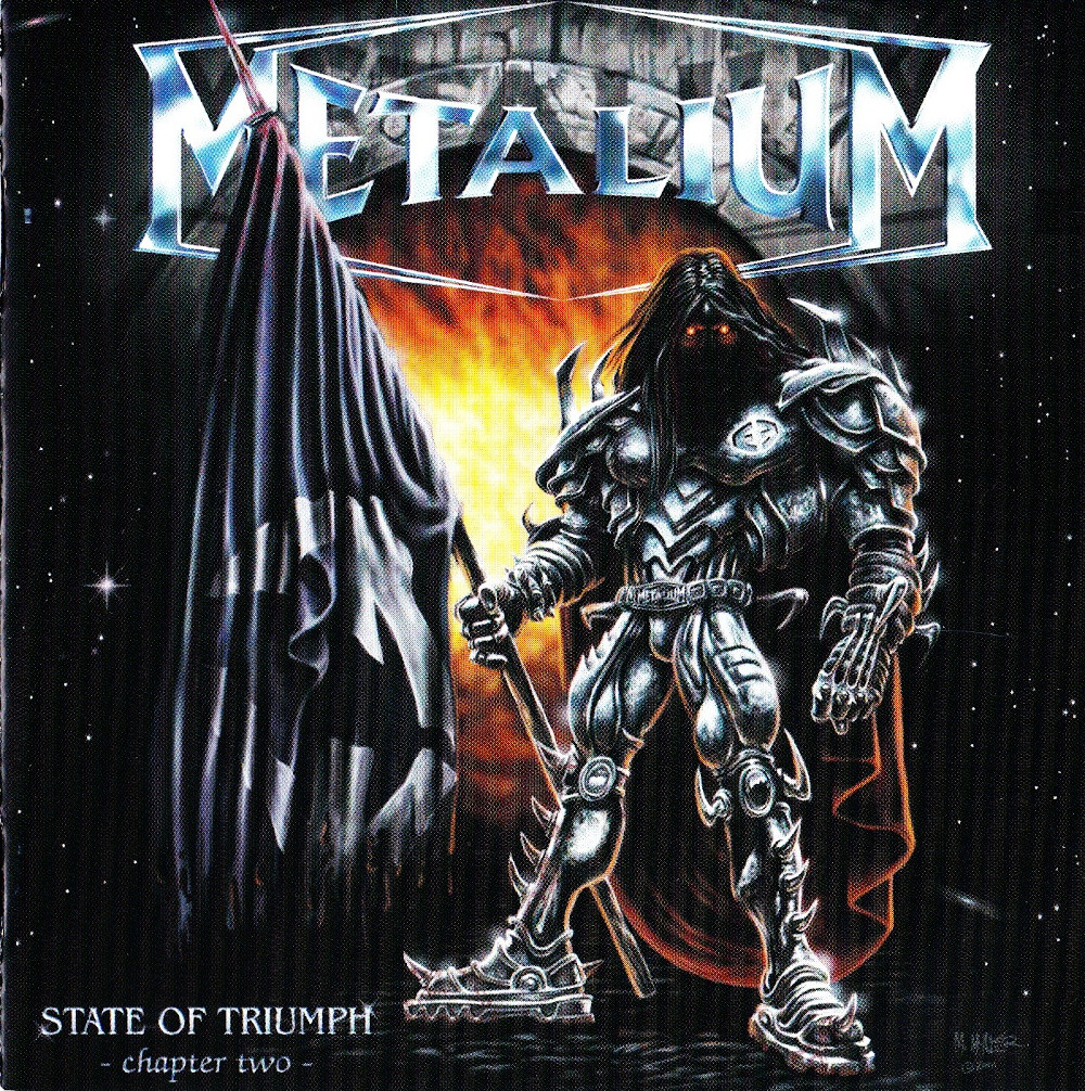 Metalium — State Of Triumph — Chapter Two (2000)