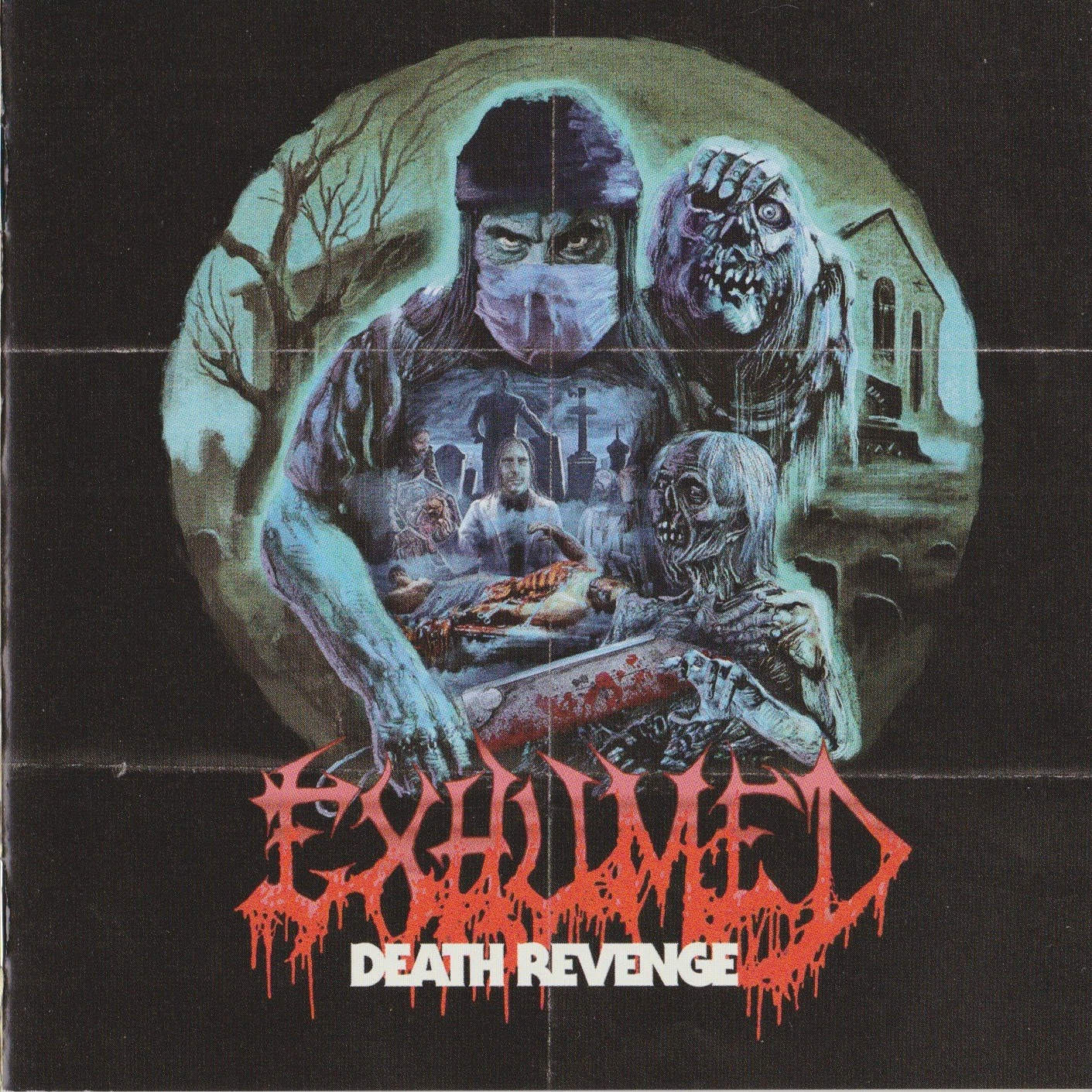 Exhumed — Death Revenge (2017)