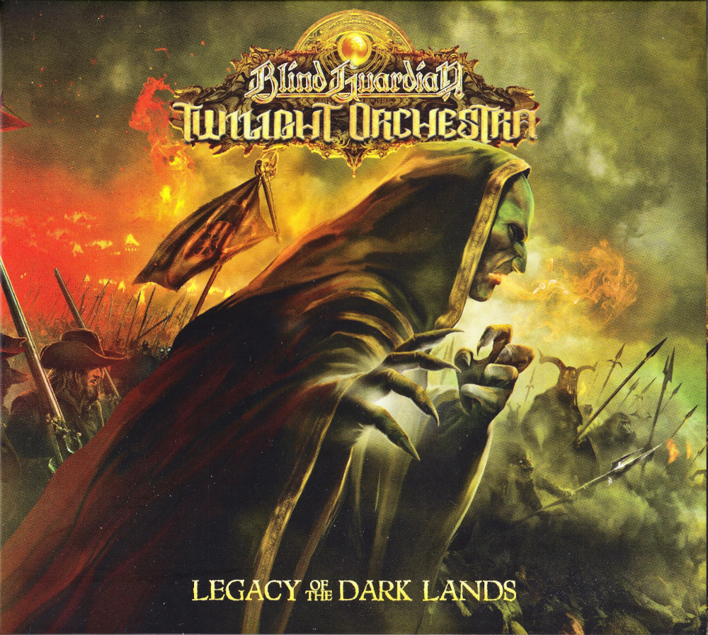 Blind Guardian Twilight Orchestra — Legacy of the Dark Lands (2019)