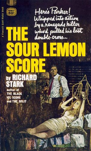 Ричард Старк — Двойная игра (1969)
