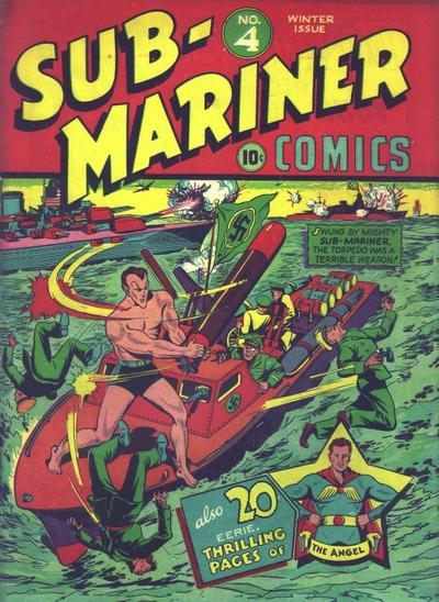 Микки Спиллейн — Свежее мясо для рейдера (1941)