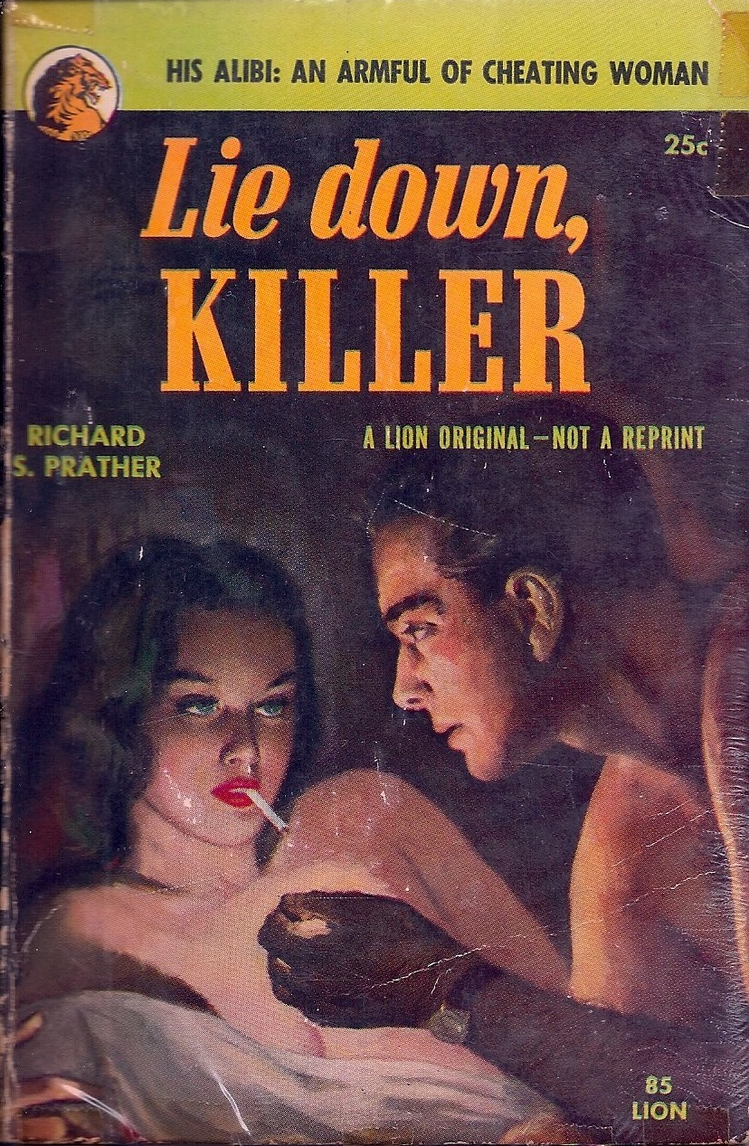 Ричард Пратер — Не сопротивляйся, убийца! (1952)