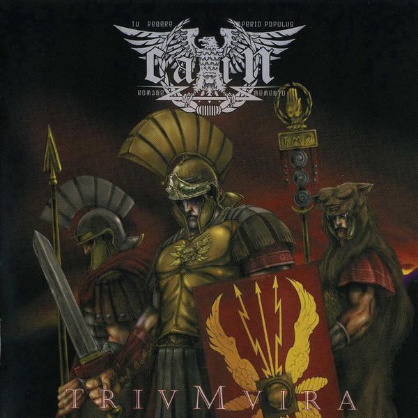 Cain — Triumvira (2007)