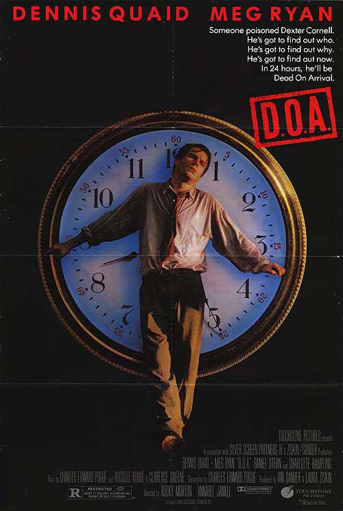 Фильм «Мертв по прибытии» (1988)