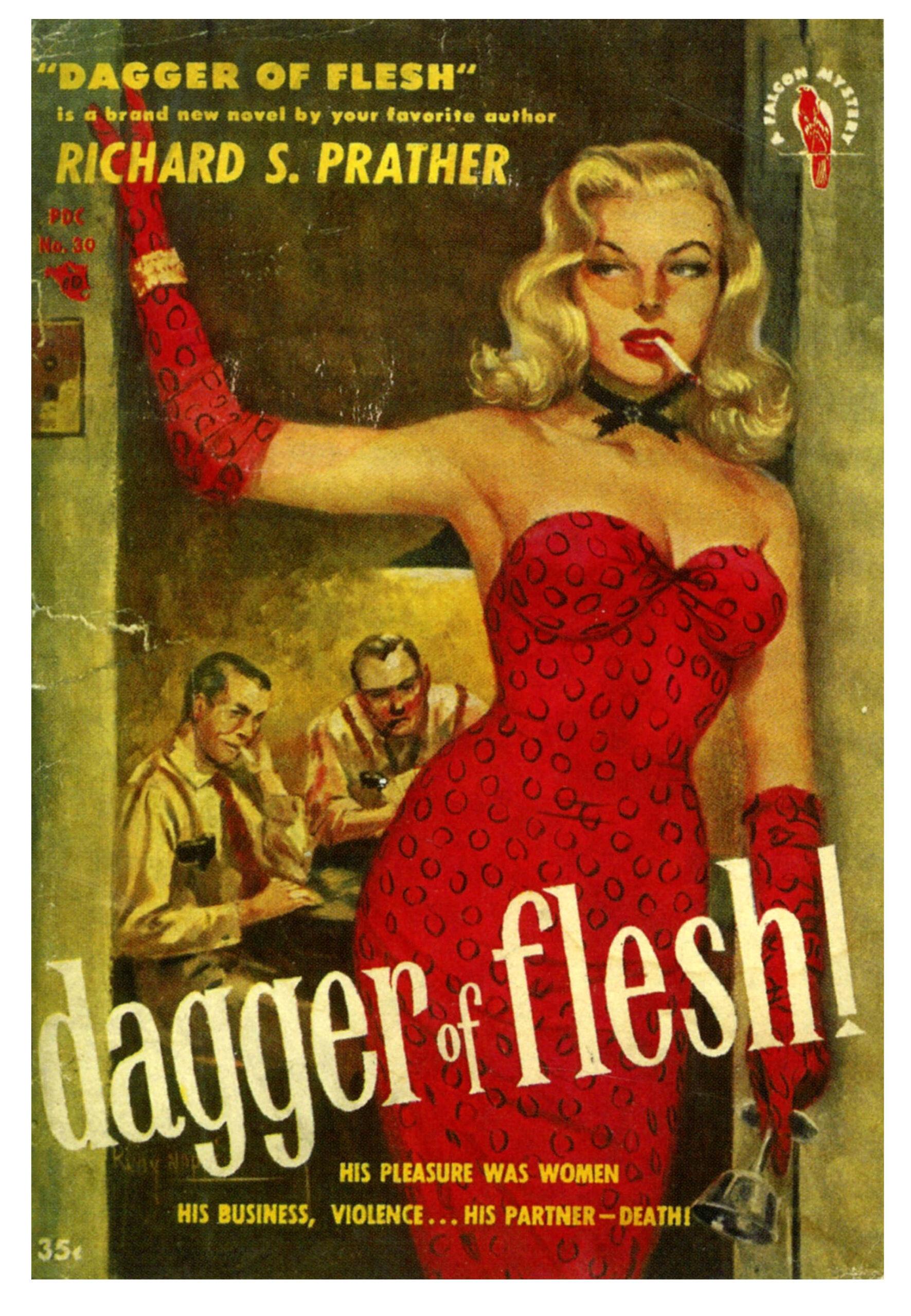 Ричард Пратер — Распятая плоть (1952)