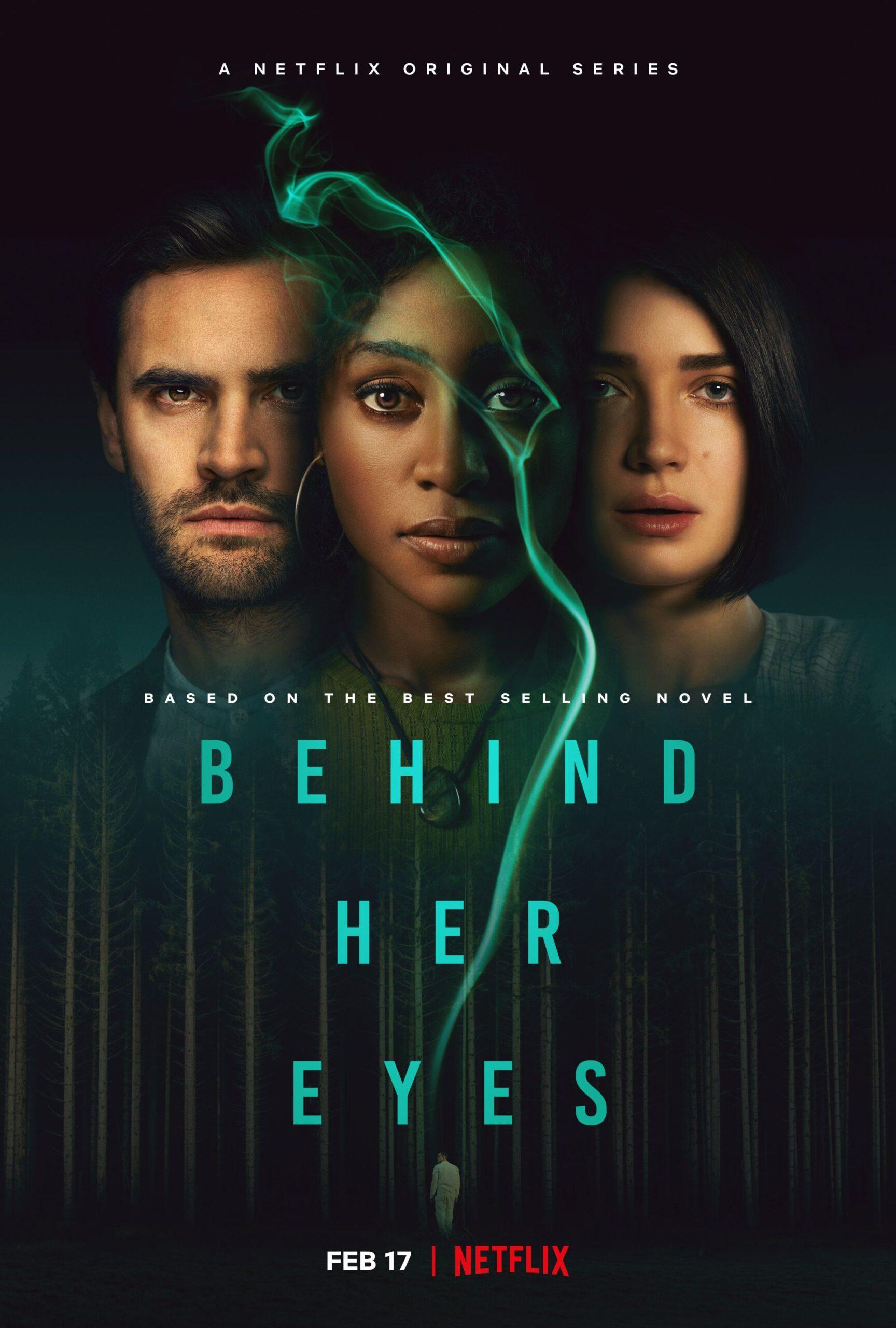 Сериал «В ее глазах» (2021)