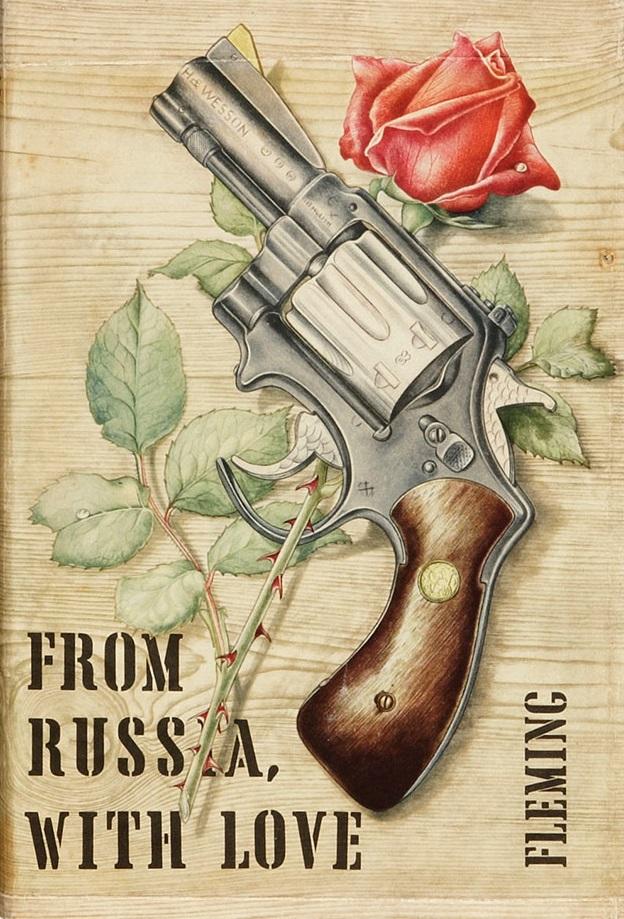 Ян Флеминг — Из России с любовью (1957)