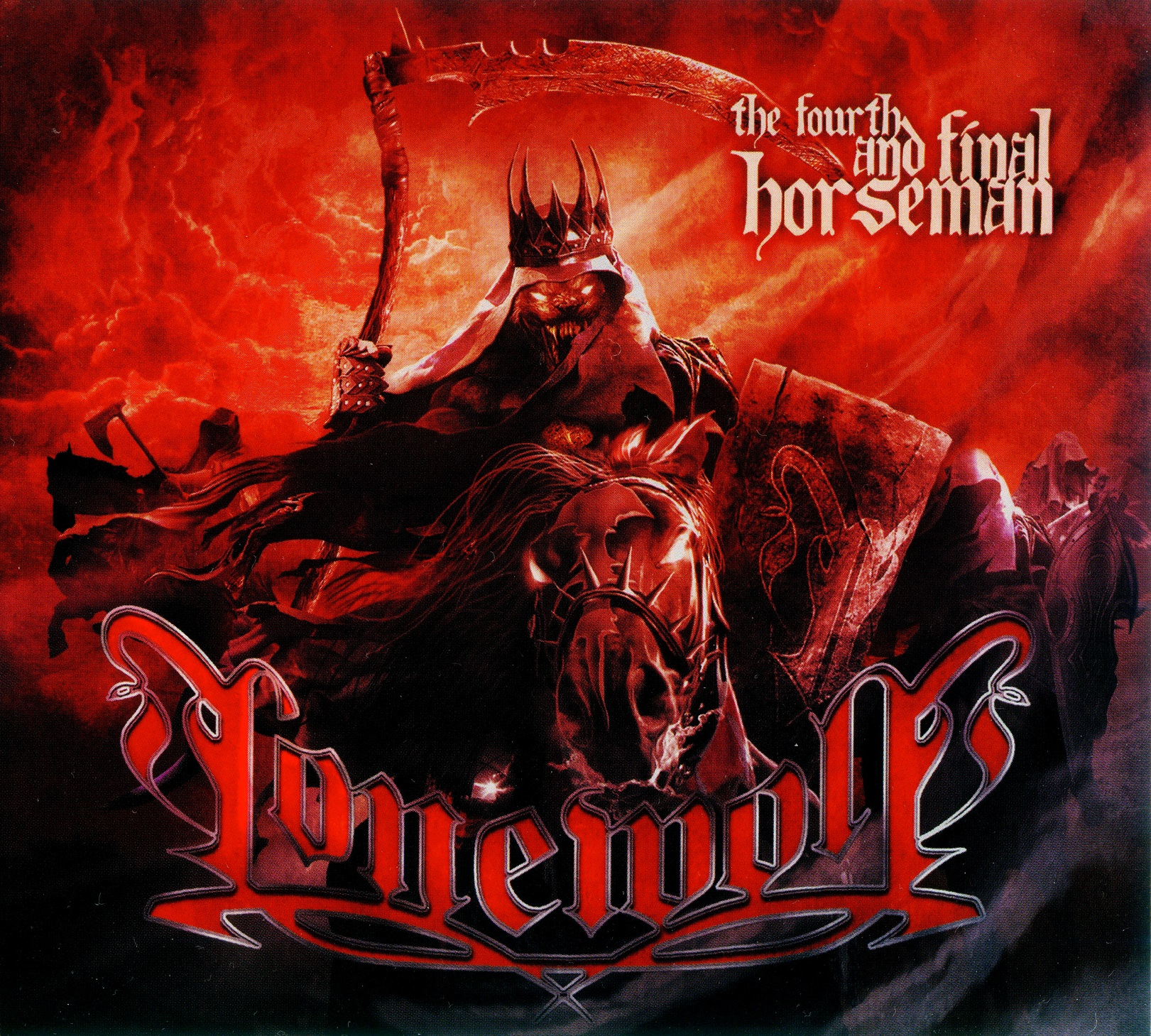 Lonewolf — The Fourth And Final Horseman (2013)