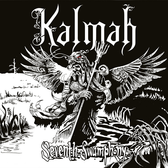 Kalmah — Seventh Swamphony (2013)