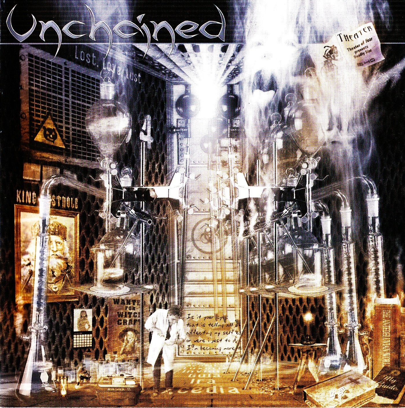 Unchained — Unchained (2005)
