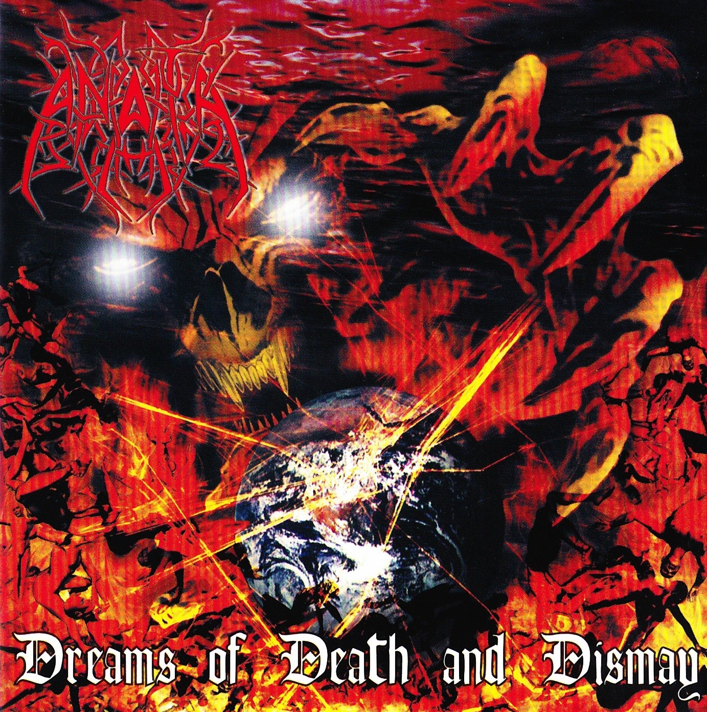 Anata — Dreams Of Death And Dismay (2001)