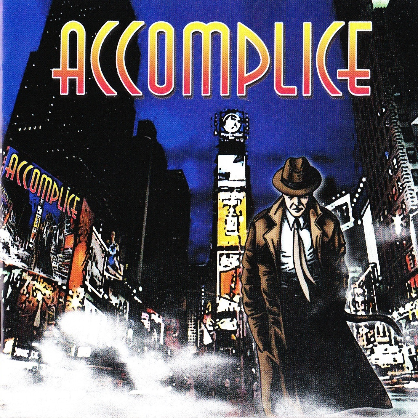 Accomplice — Accomplice (1997)