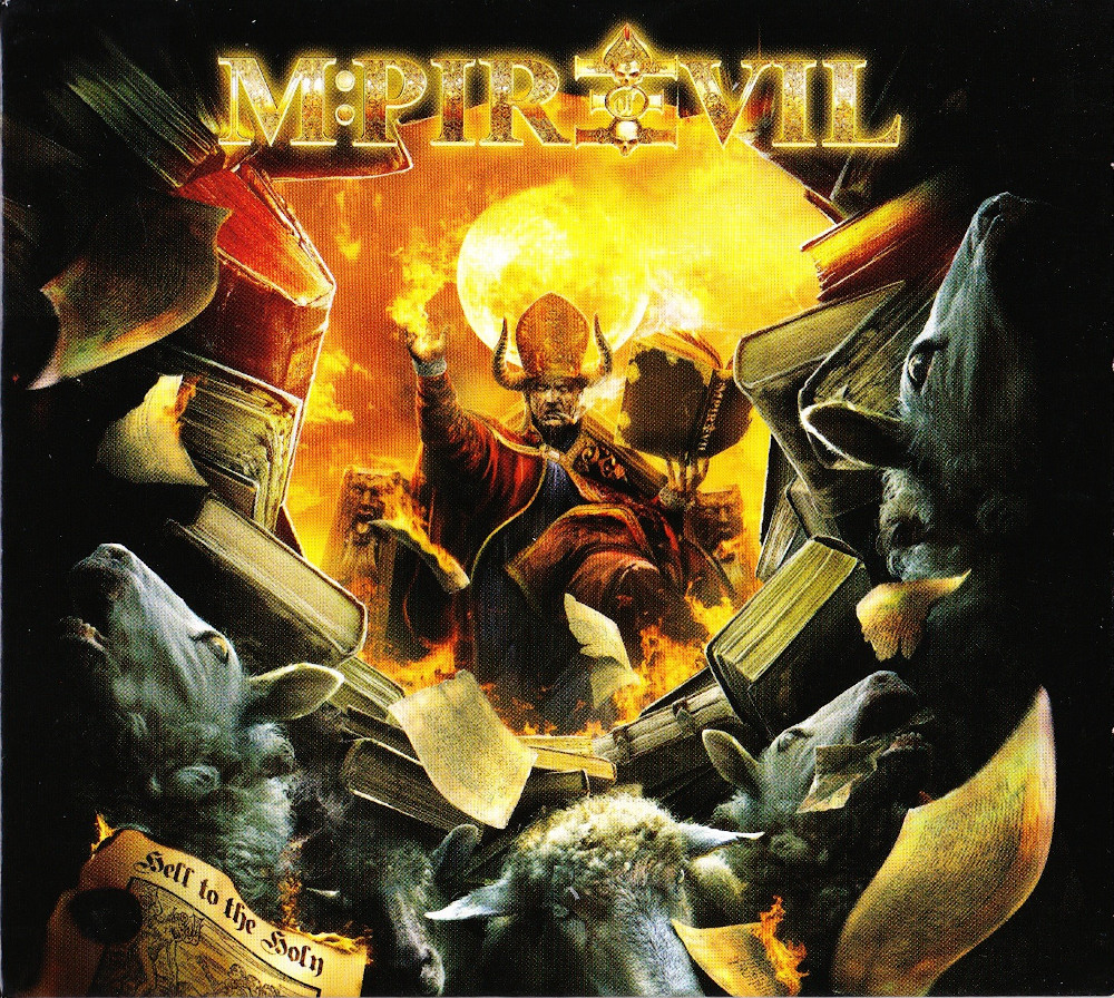 M-pire Of Evil — Hell to the Holy (2012)