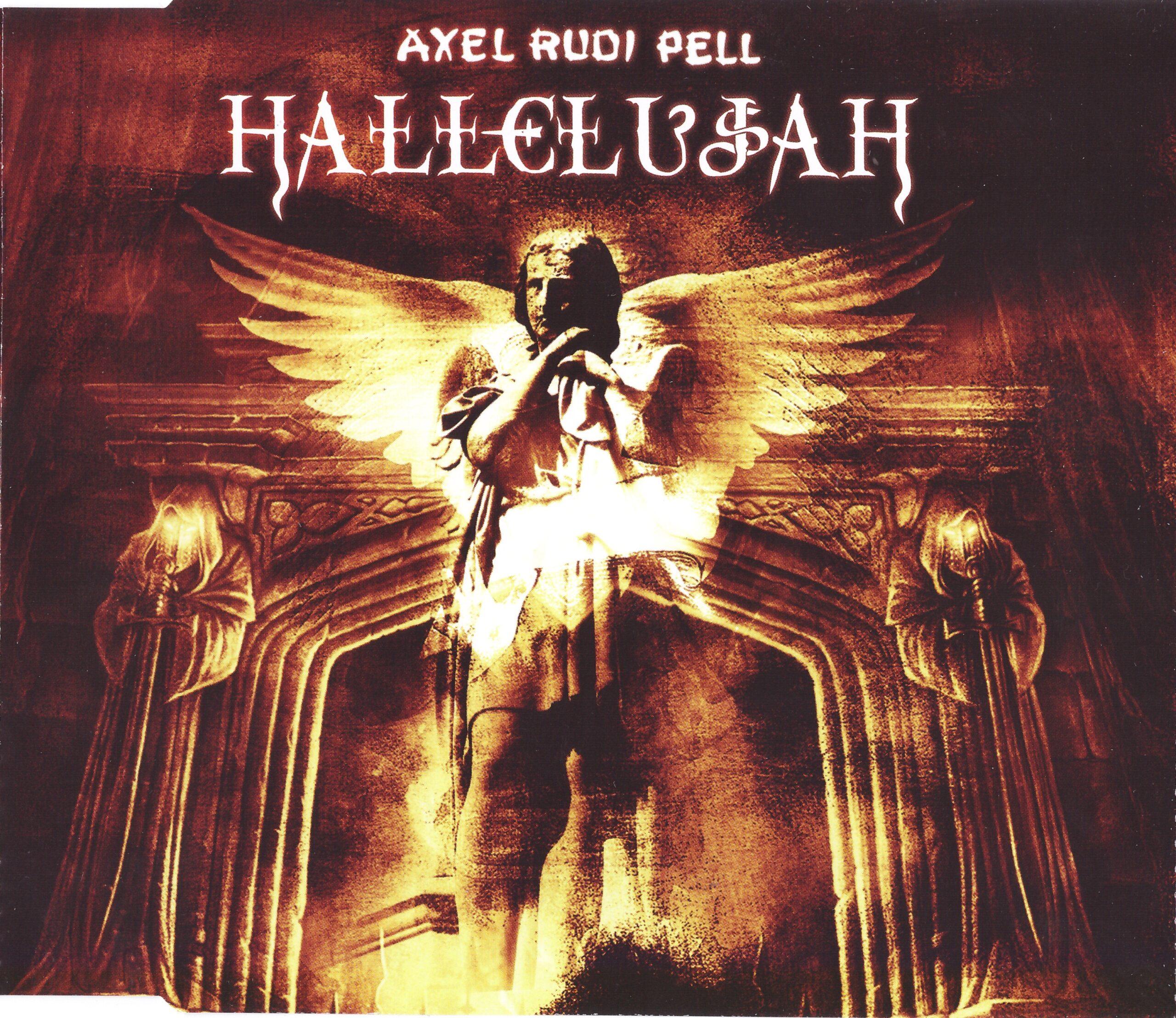Axel Rudi Pell  — Hallelujah CDS (2011)
