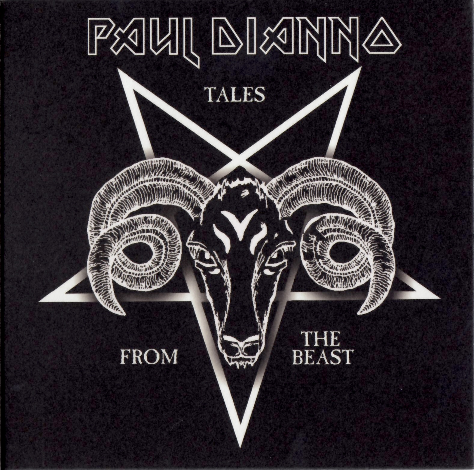 Paul DiAnno — Tales From The Beast (2019)