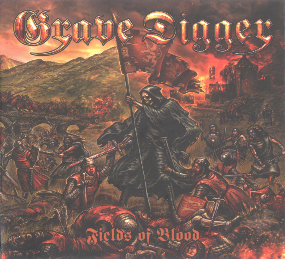 Grave Digger — Fields of Blood (2020)