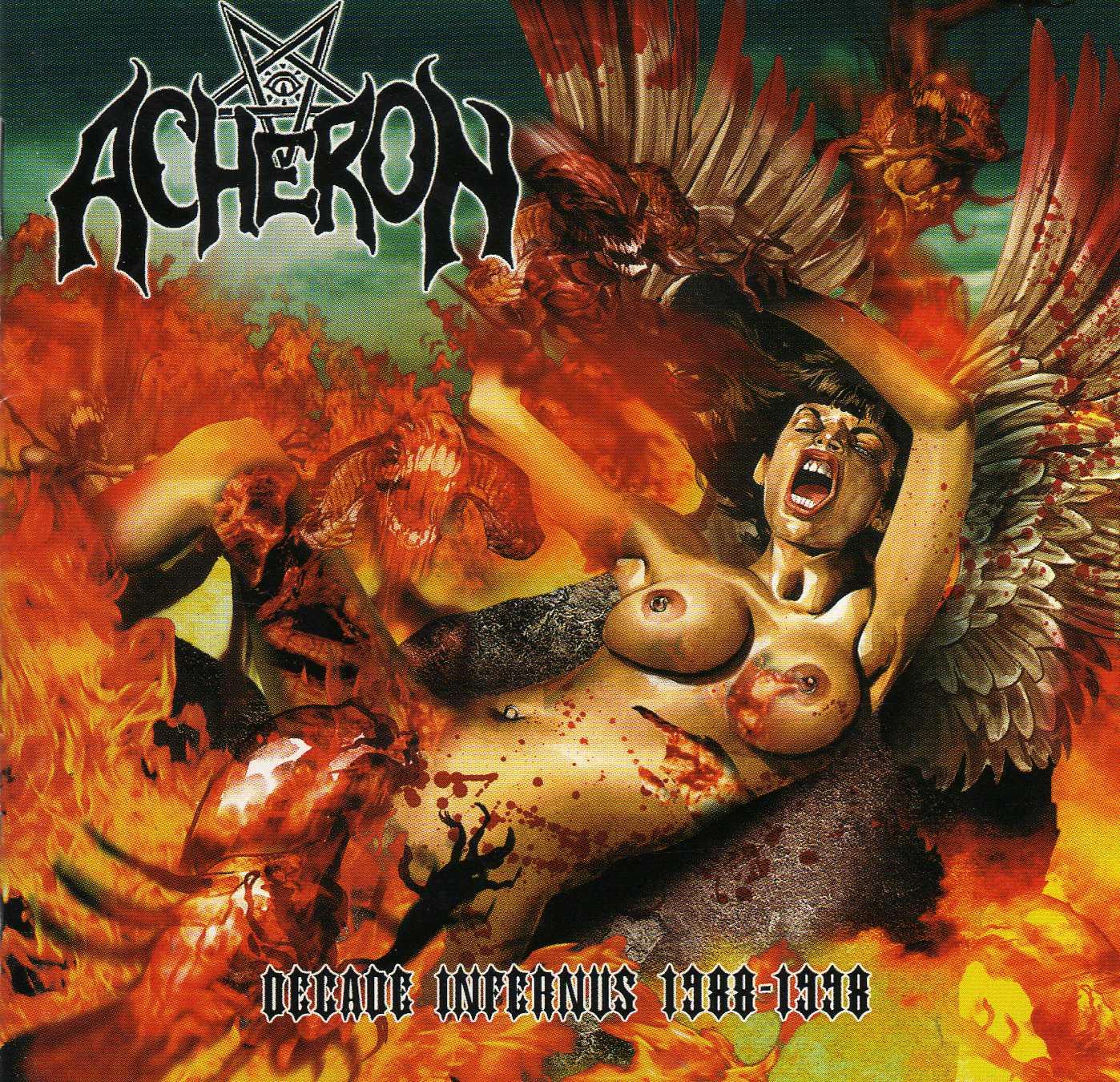 Acheron — Decade Infernus 1988-1998 (2004)