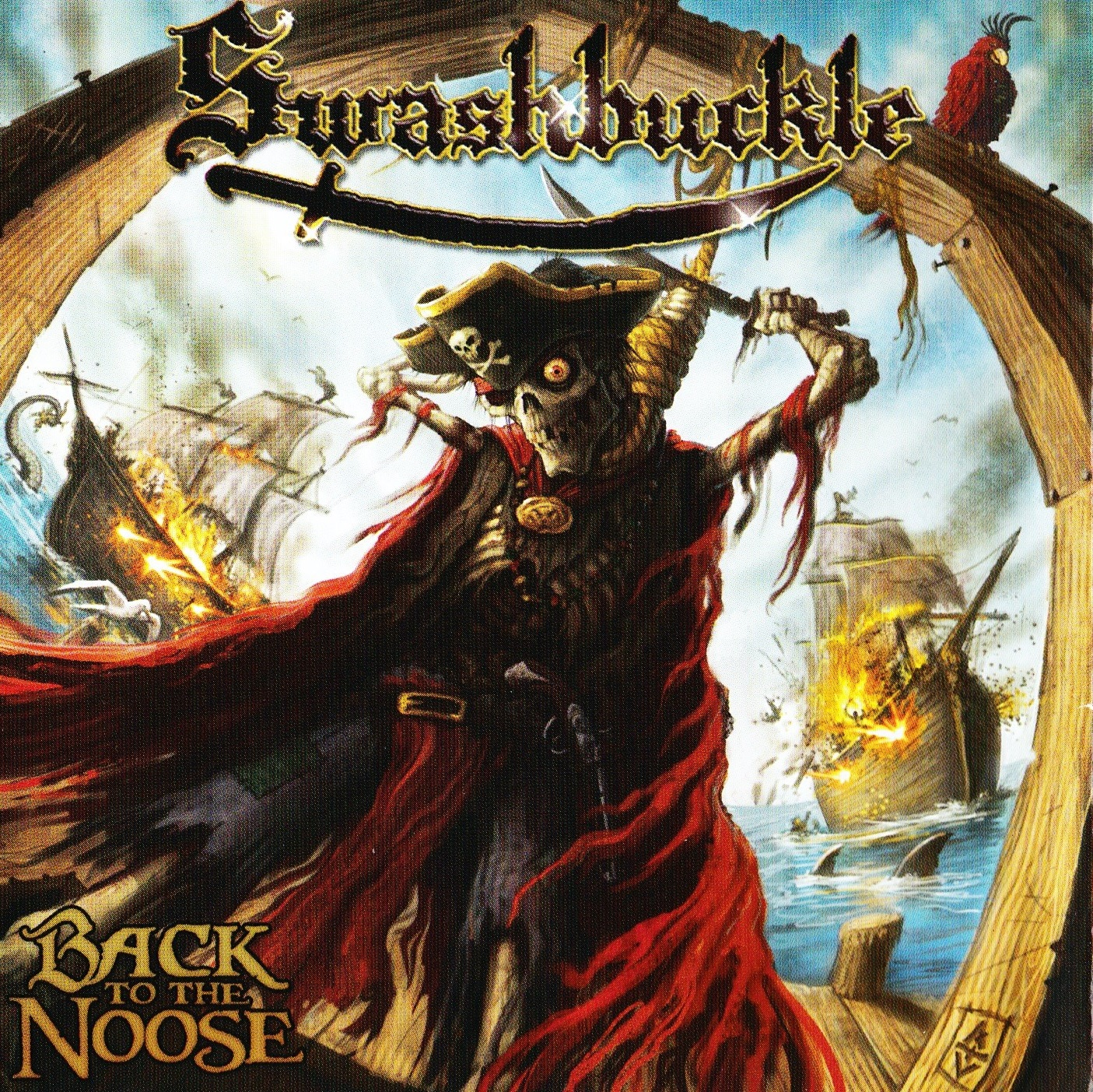 Swashbuckle — Back To The Noose (2009)