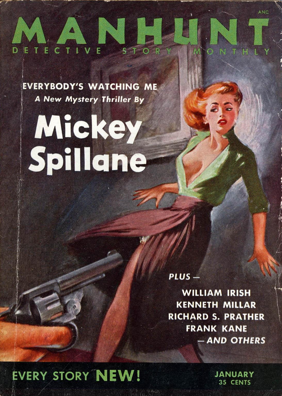 Микки Спиллейн — Все следят за мной (1953)