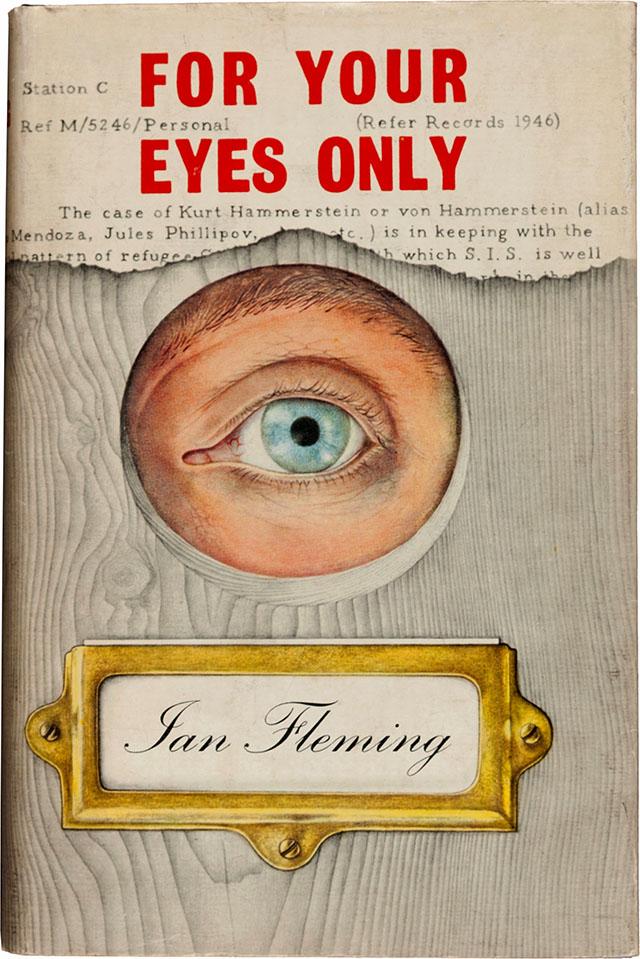 Ян Флеминг — Только для ваших глаз (1960)