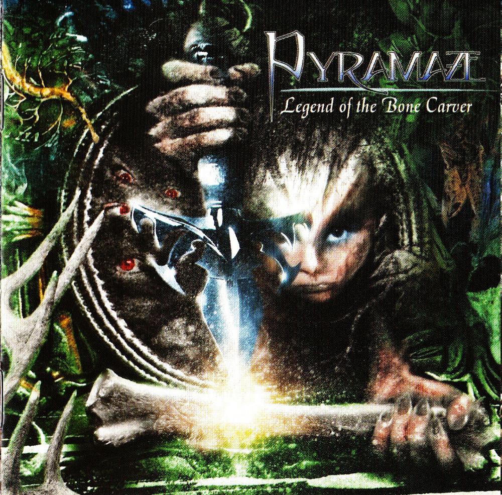 Pyramaze — Legend Of The Bone Carver (2006)