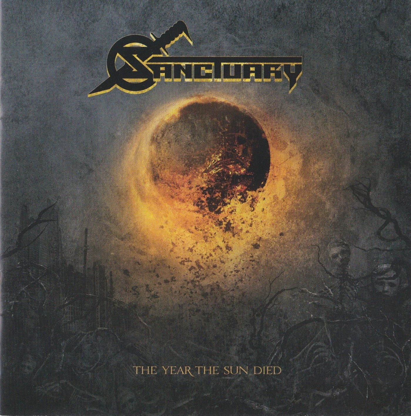 Sanctuary — The Year The Sun Died (2014)